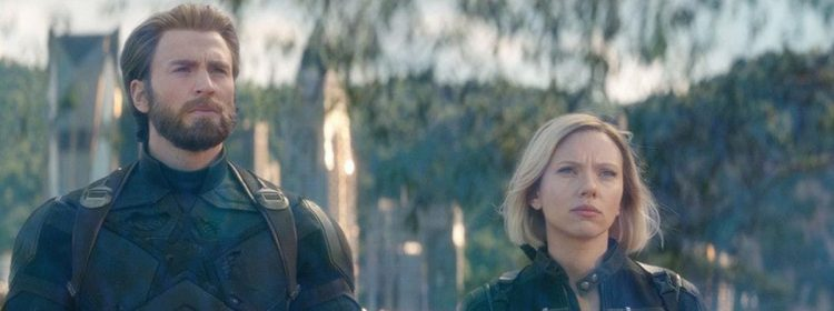 Avengers 4 : Un lien plus fort entre Cap' et Black Widow ?