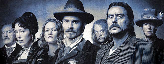 Deadwood : le film aura bien lieu et le scénario prendrait aux tripes - Actualité Film