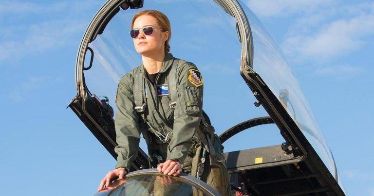 <pre>Brie Larson a presque dit non au capitaine Marvel