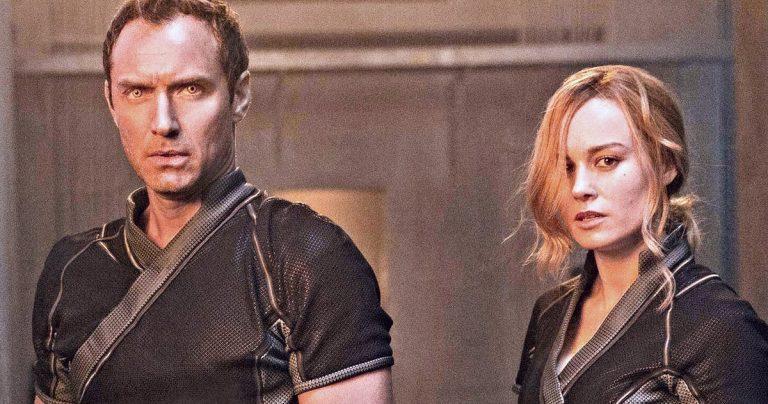 <pre>Captain Marvel n'est pas un film d'origine, de nouveaux détails sur l'histoire