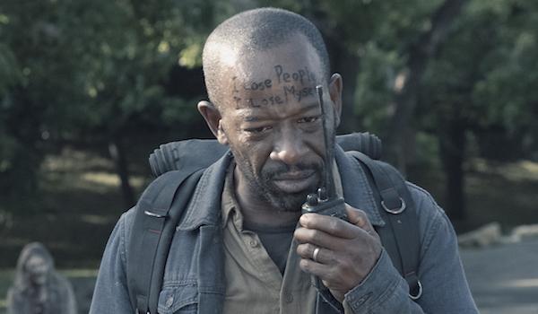 <pre>Comment craindre la finale de Walking Dead's Set Up Saison 5