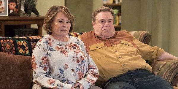 <pre>Roseanne Barr n'était pas contente du sort de son personnage sur les Conners