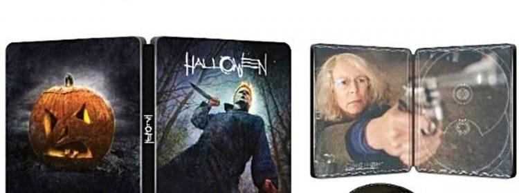 Halloween 2018 Steelbook, 4K Blu-Ray Date de sortie révélée
