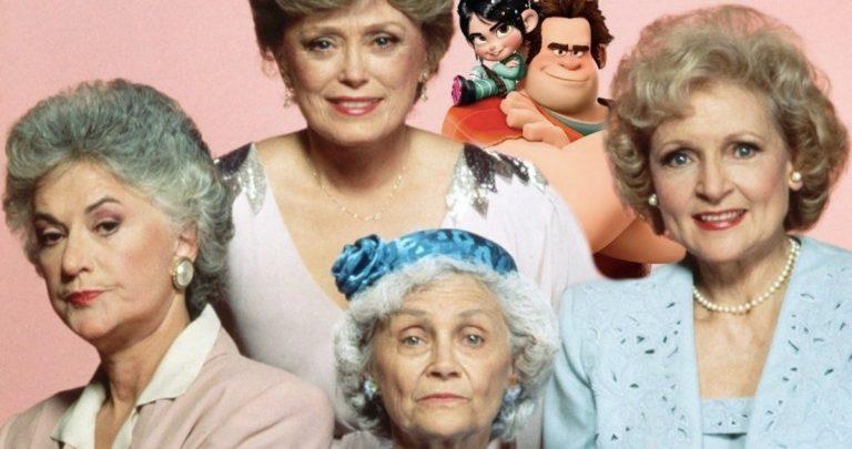 <pre>Les filles d'or ont presque eu un grand camée dans Wreck-It Ralph 2