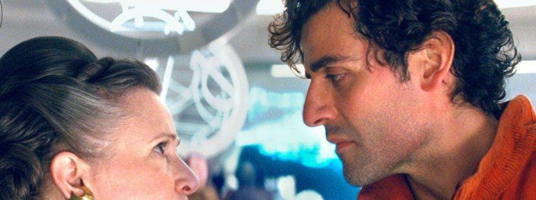 Oscar Isaac parle du retour de Leia dans Star Wars 9: tirer sans Carrie Fisher