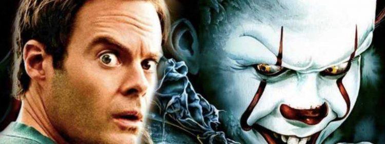 Qu'est-ce que Bill Hader a vraiment surpris au sujet de Very Scary IT 2?