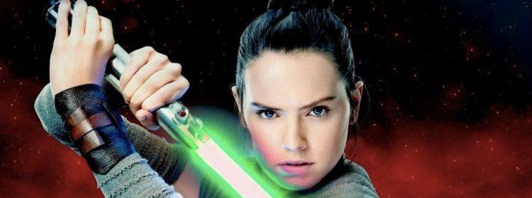 La preuve que Rey obtient un nouveau sabre laser dans Star Wars 9?