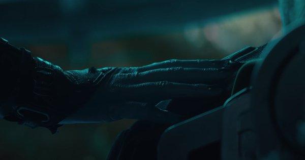 Nébuleuse pleure Gamora