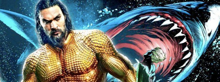 Aquaman a presque eu une scène de requin sanglant, mais James Wan l'a jugé trop fou