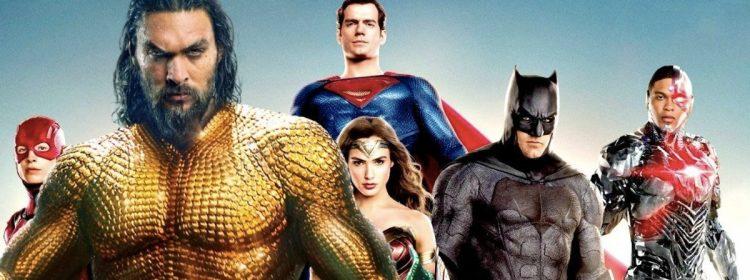 Aquaman nage la Justice League au box-office mondial