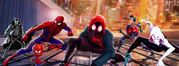 Dans le script Spider-Verse gratuit en ligne