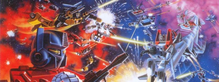 Film Cybertron animé par Transformers dans les œuvres