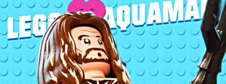 Jason Momoa reviendra en tant qu'Aquaman dans le film LEGO Movie 2