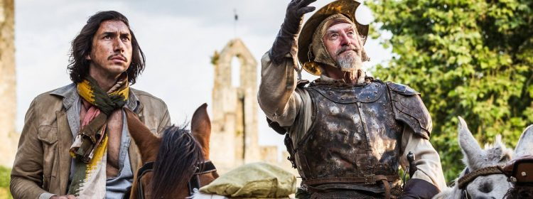 L'homme qui a tué Don Quichotte, de Terry Gilliam, arrive enfin en salle