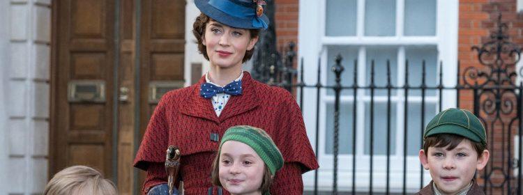 Mary Poppins Returns Review # 2: Un peu crasseux, mais toujours aussi amusant