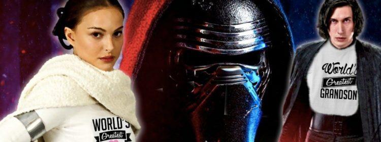 Natalie Portman appelle le retour de Padme dans Star Wars 9 Fake News
