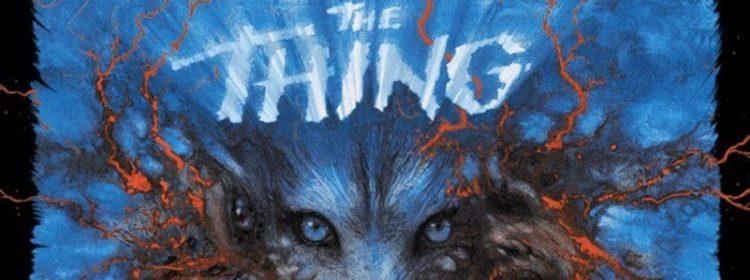 The Thing Obtient une nouvelle affiche de Iconic Nightmare on Elm Street Artist