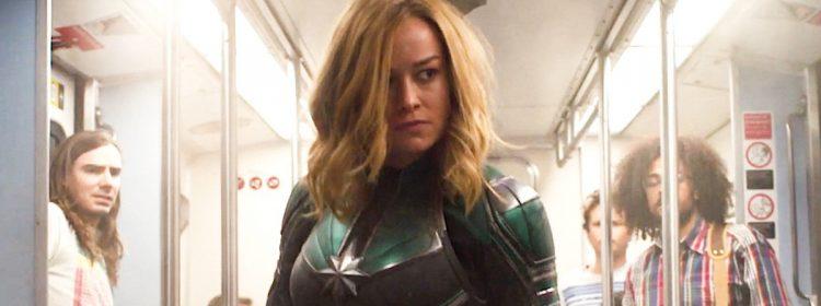 Captain Marvel est sur la bonne voie pour un week-end d'ouverture record