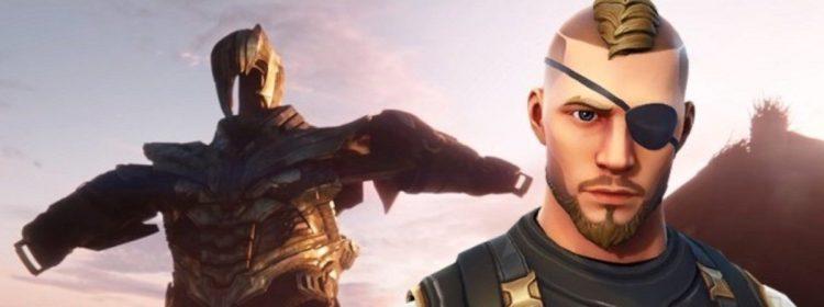 Endgame Trailer Obtient Un Traitement Fortnite