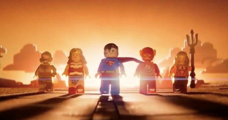 <pre>Justice League réunie dans le nouveau spot télévisé de Lego Movie 2