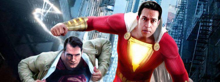 La nouvelle description de la bande-annonce de Shazam comprend un grand hommage à Superman?