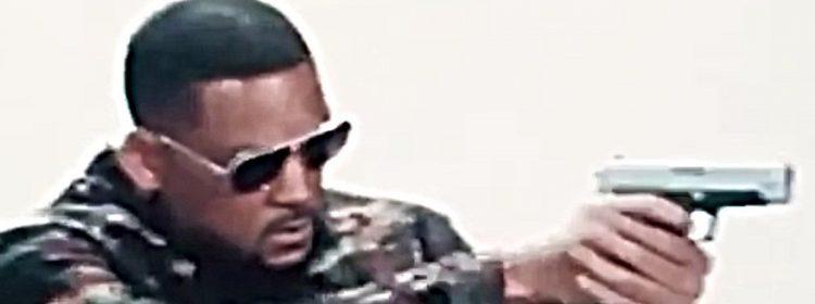 La vidéo de BTS de Bad Boys for Life a Will Smith verrouillée, chargée et prête à rouler