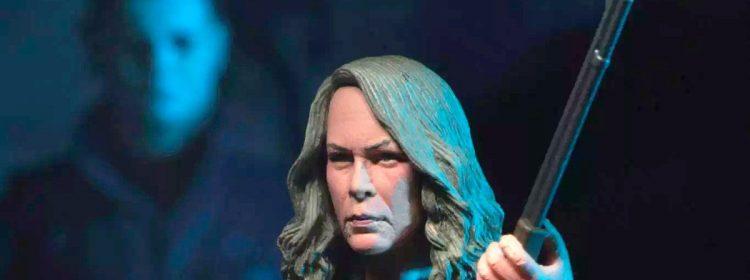 Laurie Strode obtient enfin une figurine d'action Halloween de la NECA