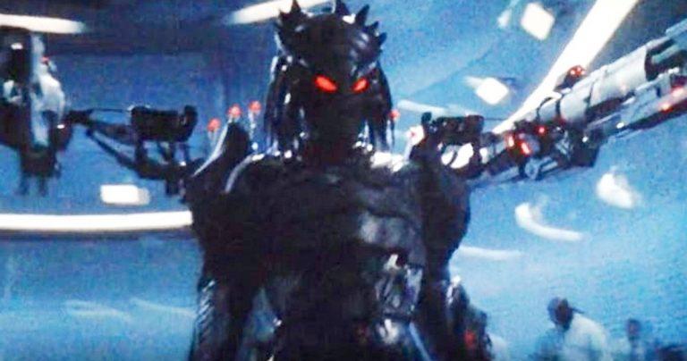 <pre>Le co-auteur de Predator déteste également la fin du super-costume