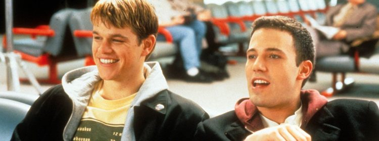 Espace de travail presque étoilé Matt Damon et Ben Affleck