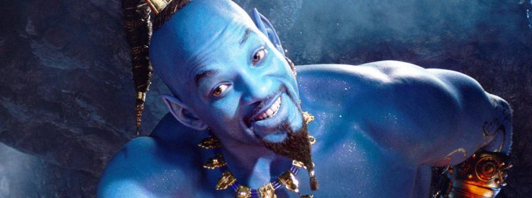 Aladdin Trailer # 2 arrive révélant Will Smith en tant que génie