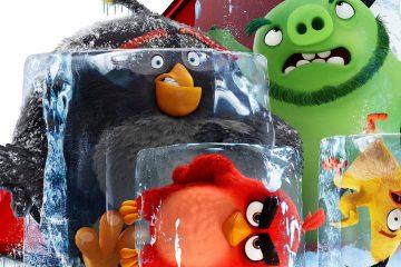 Angry Birds 2 Trailer arrive, mettant les oiseaux sur la glace