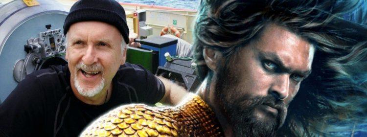 James Cameron a des sentiments très mitigés à propos d'Aquaman