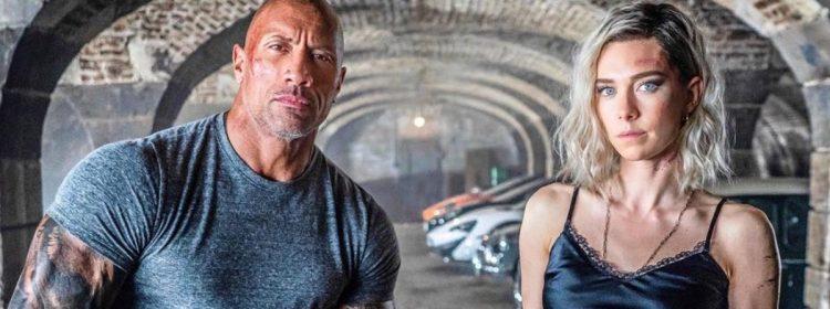 The Rock Shares L'histoire hilarante de Hobbs et de Shaw Trailer
