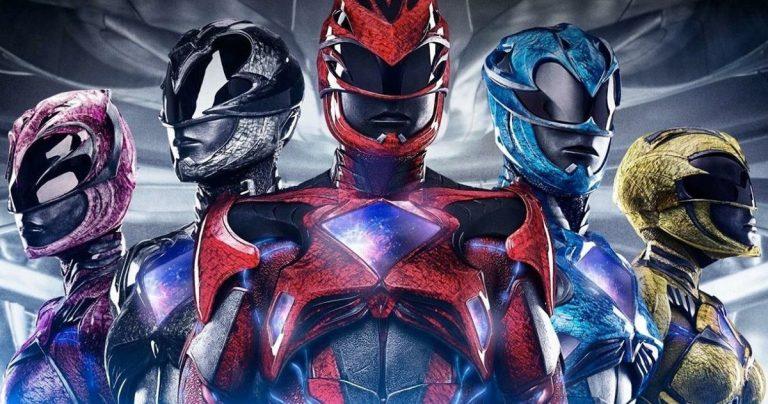 <pre>Les discussions autour du film Power Rangers se déroulent à Paramount