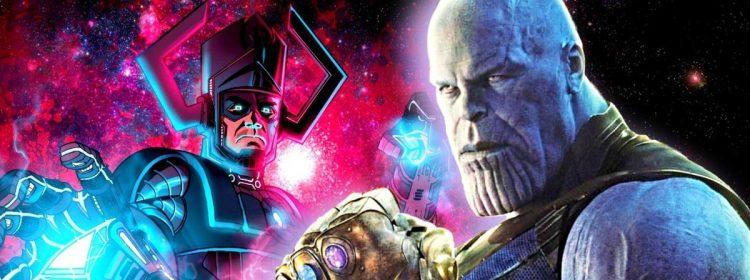 La théorie de la fin de jeu pense que Thanos voulait arrêter Galactus avec sa rupture