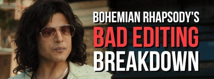 Le rédacteur en chef des rhapsodies de Bohême, gagnant d'un Oscar, souhaite pouvoir réparer la scène chahutée