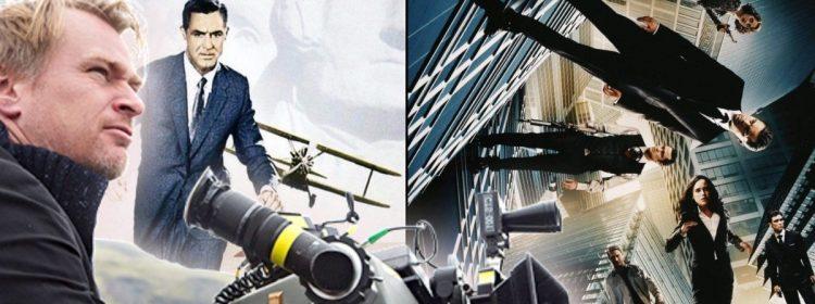 Le nouveau film de Christopher Nolan est un mashup de North de Northwest & Inception