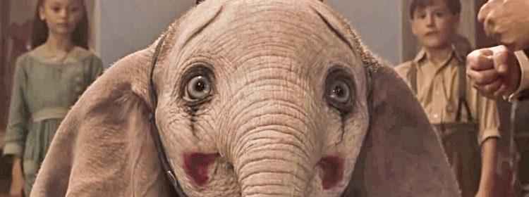Tim Burton a-t-il fait voler cet éléphant?