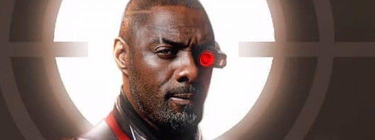 Idris Elba est un tueur Deadshot dans Suicide Squad 2 Fan Art de Bosslogic