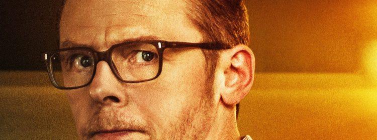 Simon Pegg subit une transformation surprenante pour l'héritage Thriller