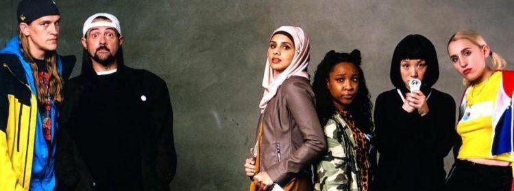 La bande de Jay et Silent Bob obtient un redémarrage pour la Journée internationale de la femme