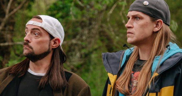 <pre>Premier regard officiel sur Jay et Silent Bob Reboot, nouveaux détails révélés