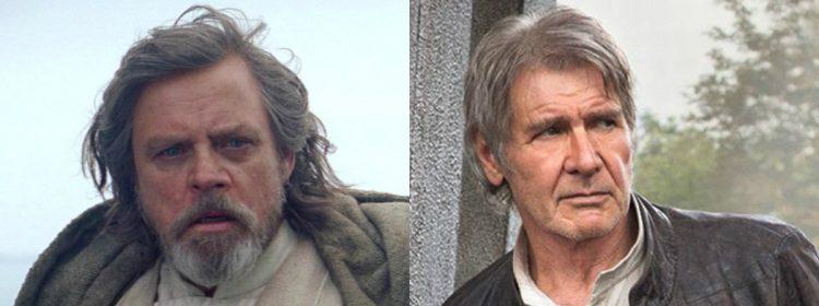 Mark Hamill taquine Luke Skywalker, Han Solo Star Wars Réunion qui aurait pu être