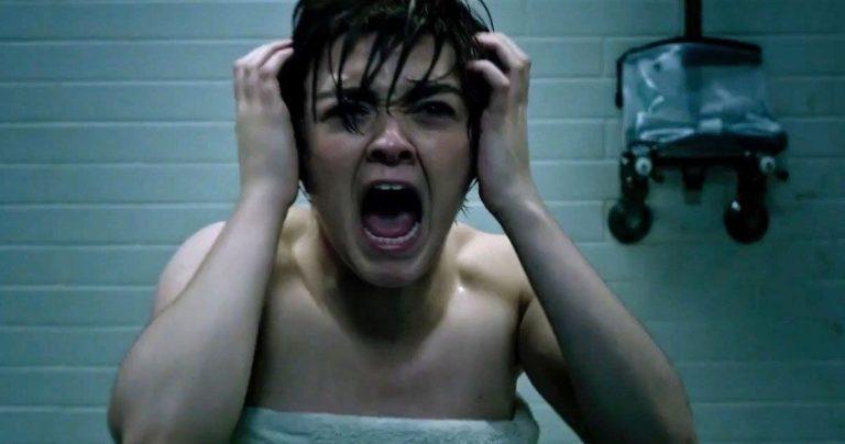 <pre>Frustrée Maisie Williams ne sait pas quand nous verrons de nouveaux mutants