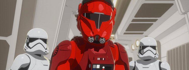 Quel est le problème avec les nouveaux Stormtroopers dans Star Wars 9?