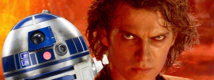 La vengeance des Sith supprimée: la scène d'Anakin qui parle de droïde devient virale