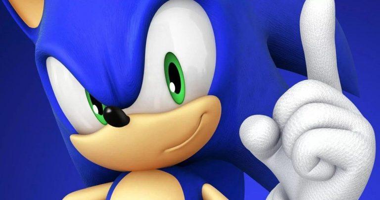 <pre>Sonic the Hedgehog entièrement révélé dans un film d'action en direct