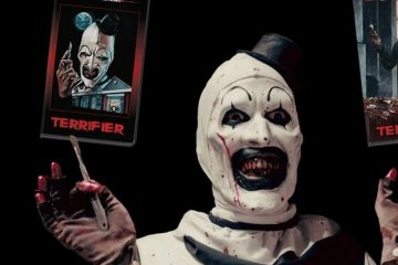 Killer Clown Cult Favorite Terrifier vient à VHS
