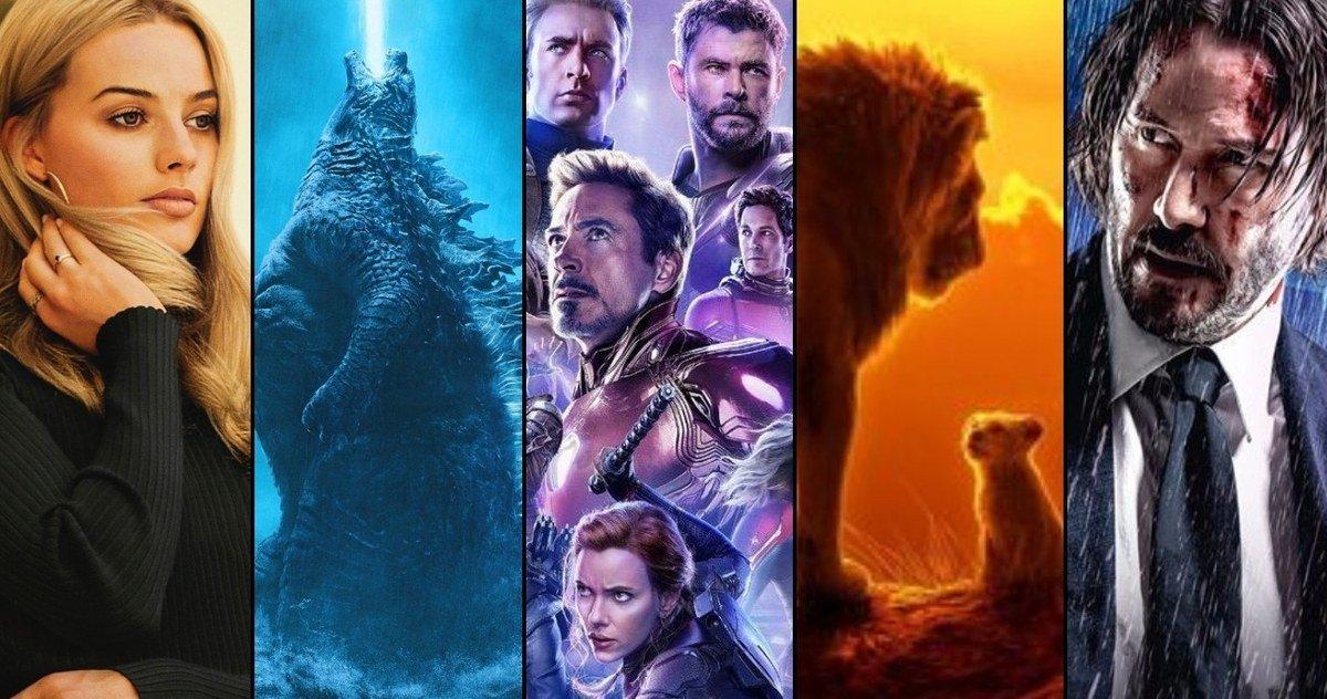 La bande-annonce du montage de films d'été 2019 vous préparera