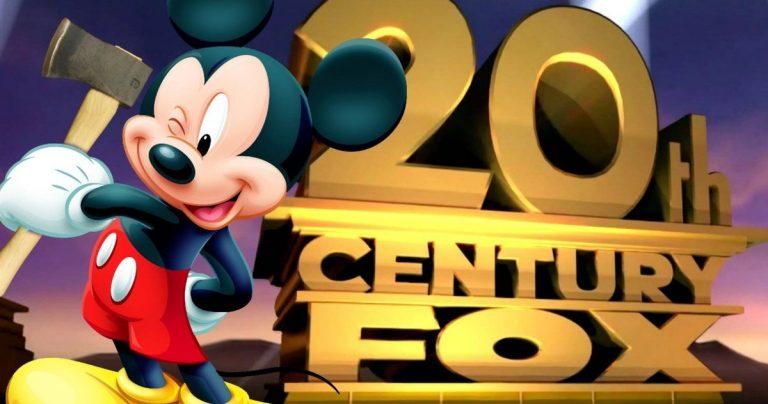 <pre>Disney décharge de multiples films Fox après la clôture de la fusion